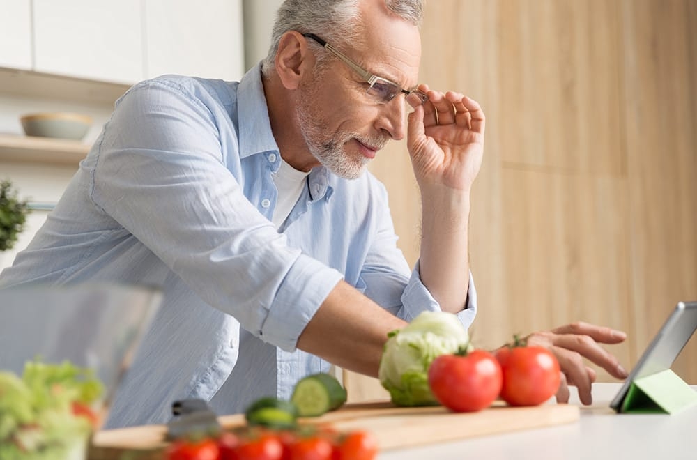 Good foods for a healthy prostate