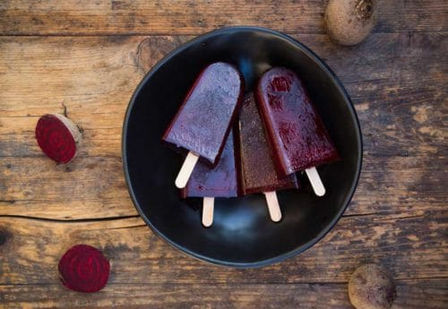 Cool down with a vitamin C-rich ice lolly