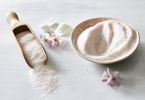How to make your own exfoliator