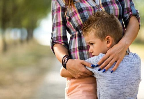 How to recognise the signs of stress in your child