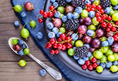 The benefits of an antioxidant-rich diet