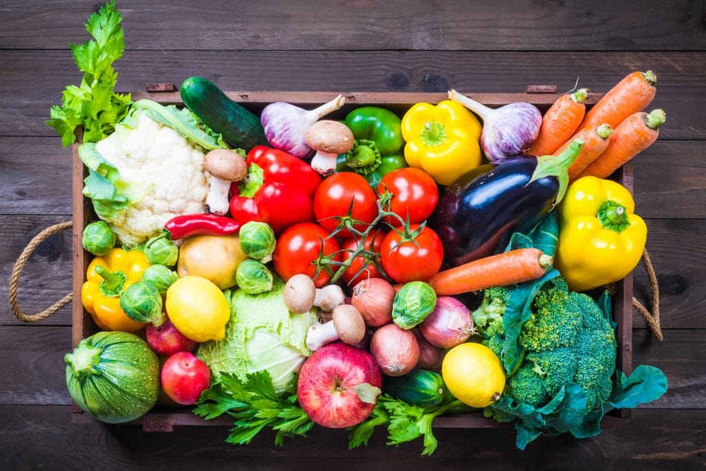What counts as a portion of fruit & veg?