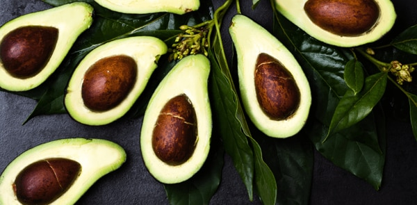 healthy fats in avocados