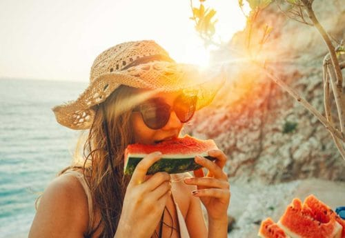 Summer beauty hydration hacks