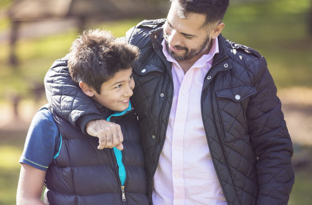 Dads! what your teenage son needs you to know