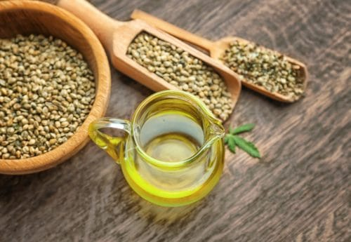 The secret to beautiful hair & skin: Hemp seed oil