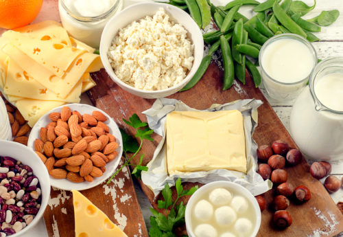 Great sources of calcium – are you getting enough?