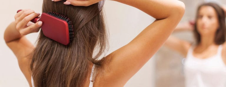 Why healthy hair needs protein