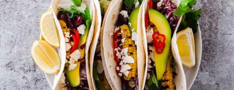 Tuck into tacos for healthy hair