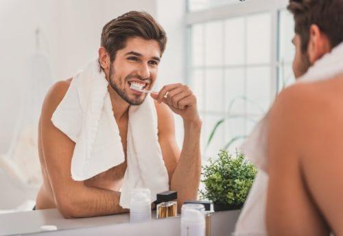 Calcium and dental health