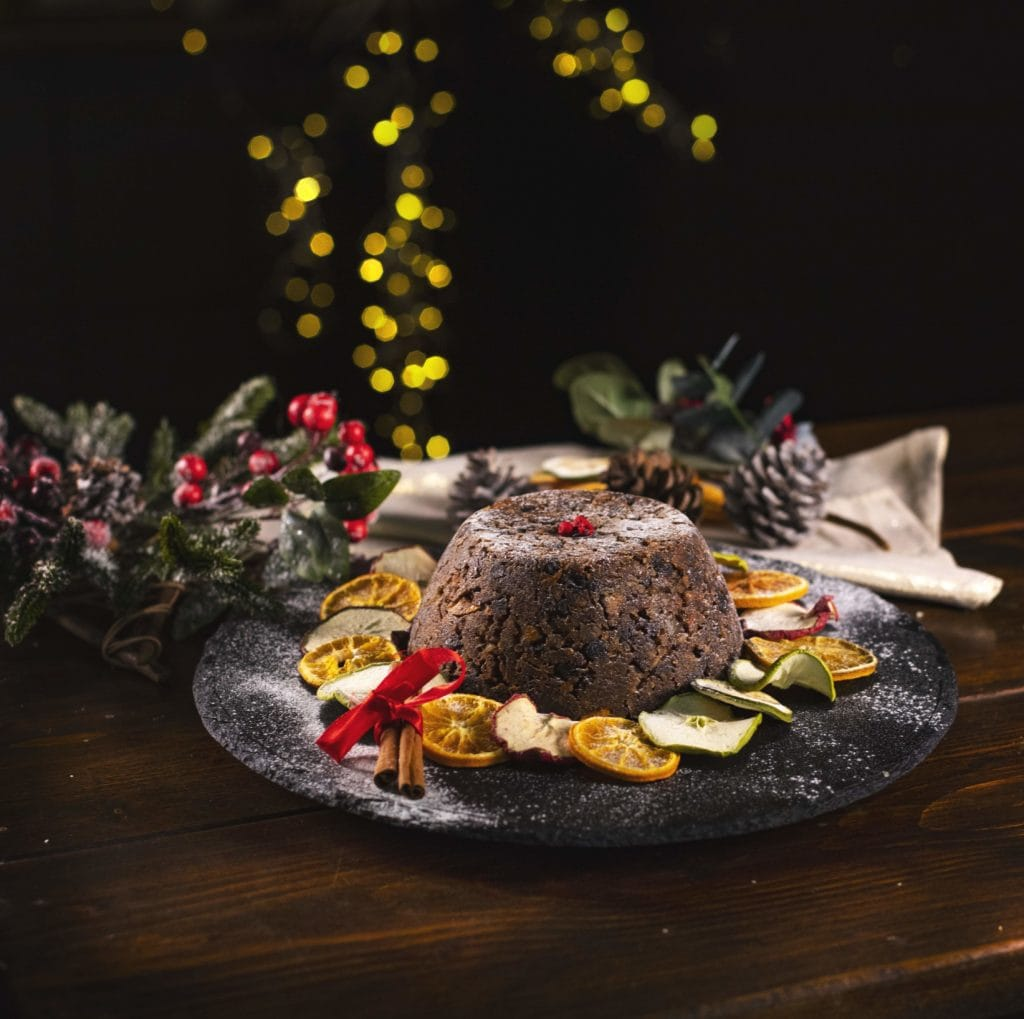Four festive & gluten-free puddings