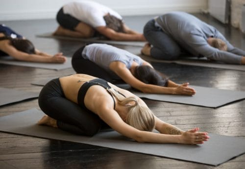 Why yoga can help your gut health