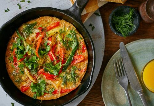 holland and barrett vegan egg-free omlette