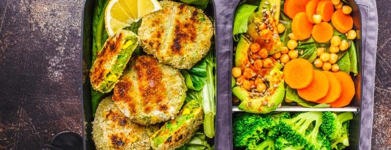 Easy vegan food swaps