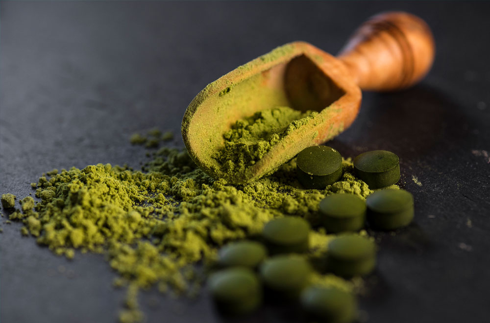 Chlorella: benefits, dosage, side-effects
