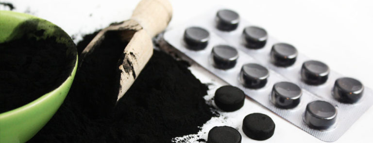Activated charcoal: benefits, dosage, side-effects