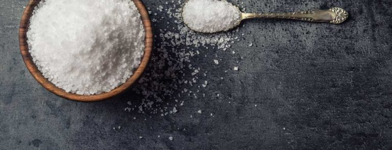 A high intake of salt can lead to a higher risk of experiencing high blood pressure