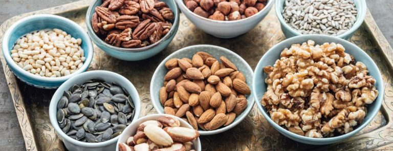nuts are a source of fatty acids