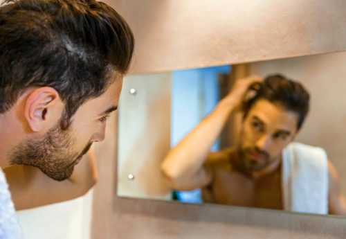 Thinning hair: what you need to know