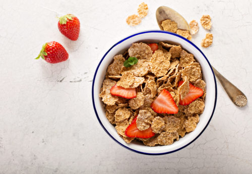 Fibre filled foods could help weightloss