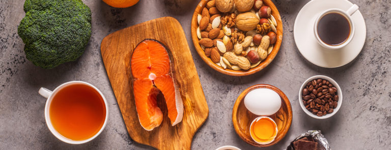 Foods that support your memory