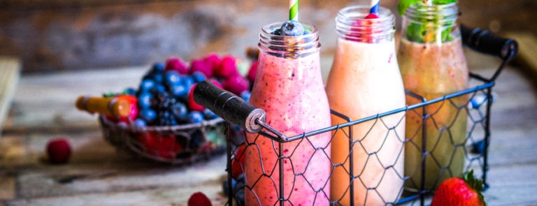 healthy drinks to make at home