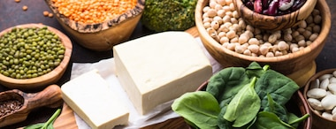 The best sources of protein if you're vegan