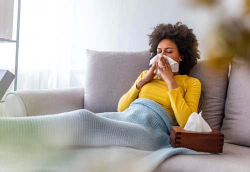 5 ways to help with your cold