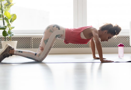 Upper body workouts you can do at home