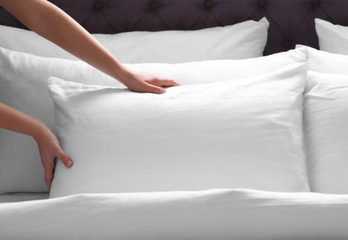 How to wash pillows and when to replace them