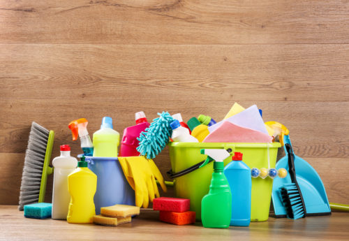 cleaning products for your house