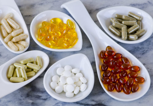 What is your recommended daily vitamin intake?