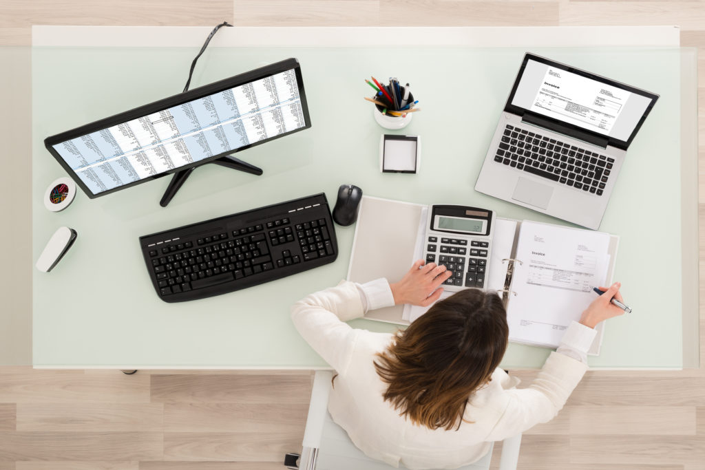 Essential items for your home office