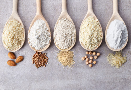 Gluten free flour – the basics