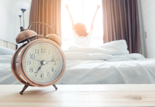 The importance of a healthy morning routine