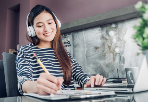 Five podcasts to boost your productivity