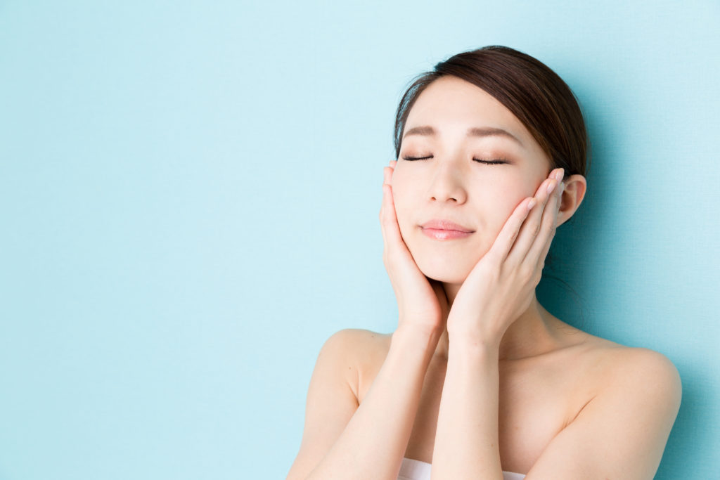 What does vitamin A do for the skin?