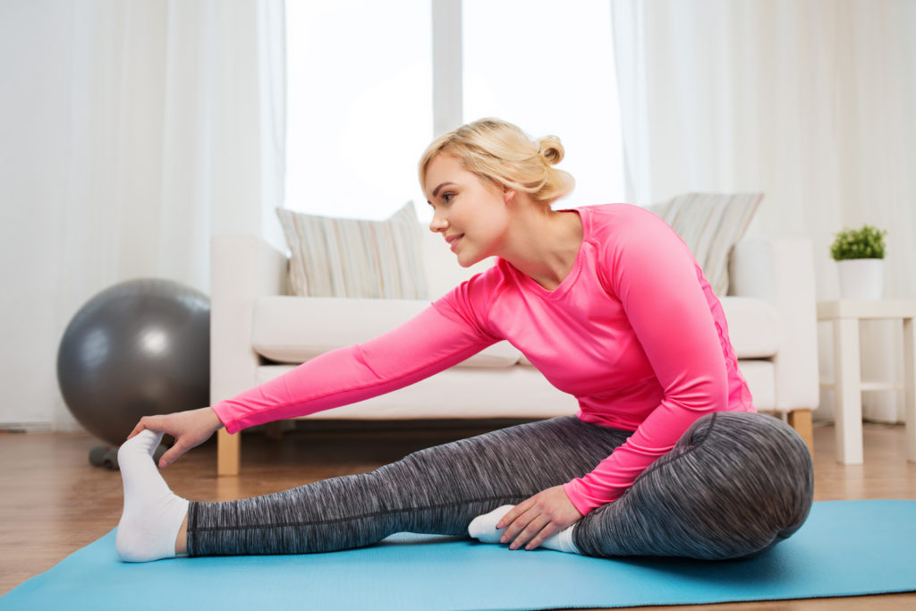 The benefits of dynamic stretching