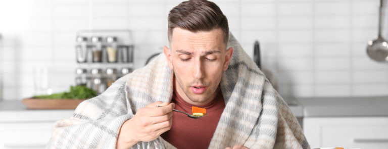 The best foods to eat when sick