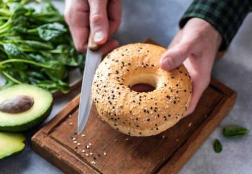Are bagels healthy?