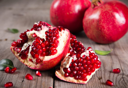 What is pomegranate good for?