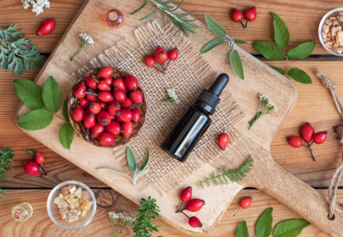 How to use rosehip oil