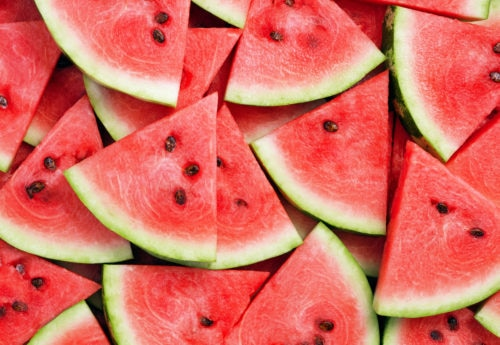 Five health benefits of watermelon