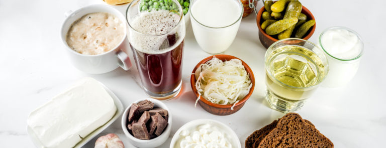 Can eating fermented foods help constipation symptoms?