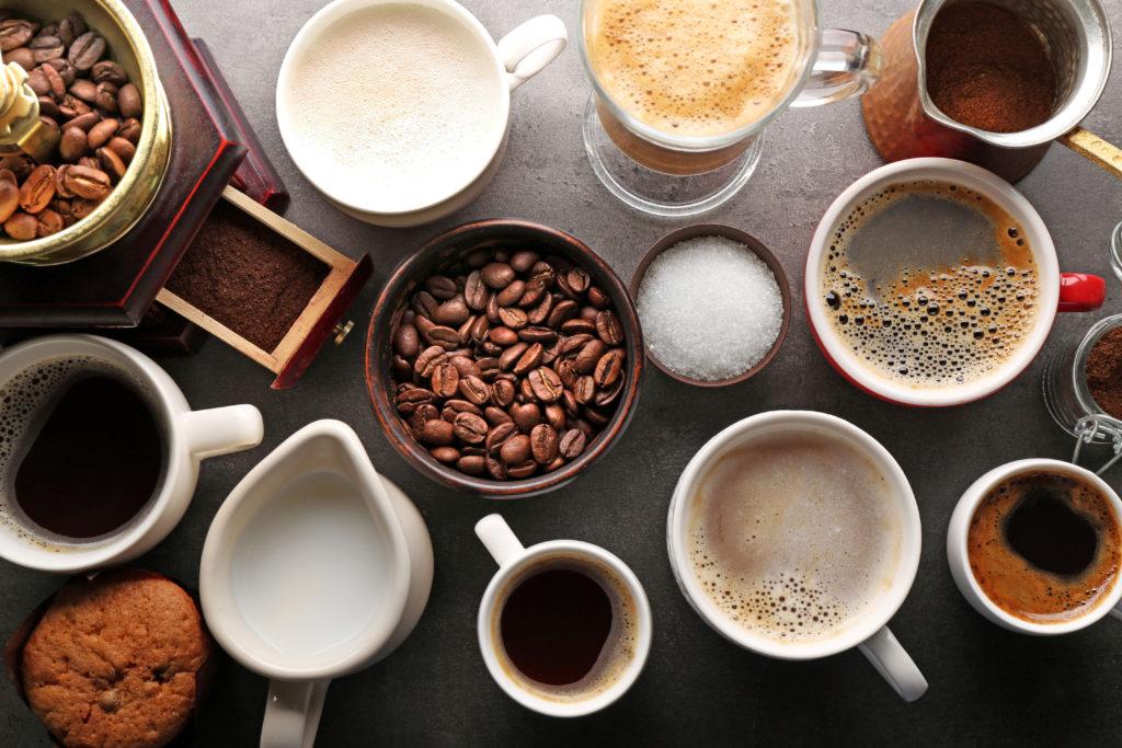 Food & drink caffeine levels: How much caffeine is in decaf coffee?