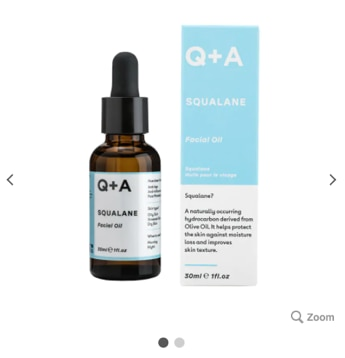 Q&A face oil