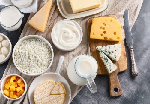 What's causing my dairy intolerance symptoms?