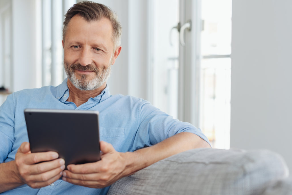 What are the symptoms of male menopause?
