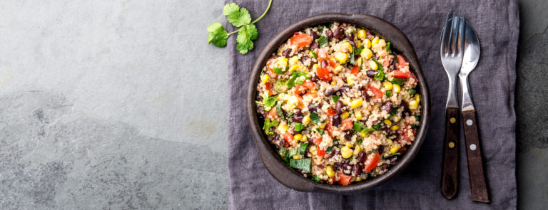 a quinoa salad recipe