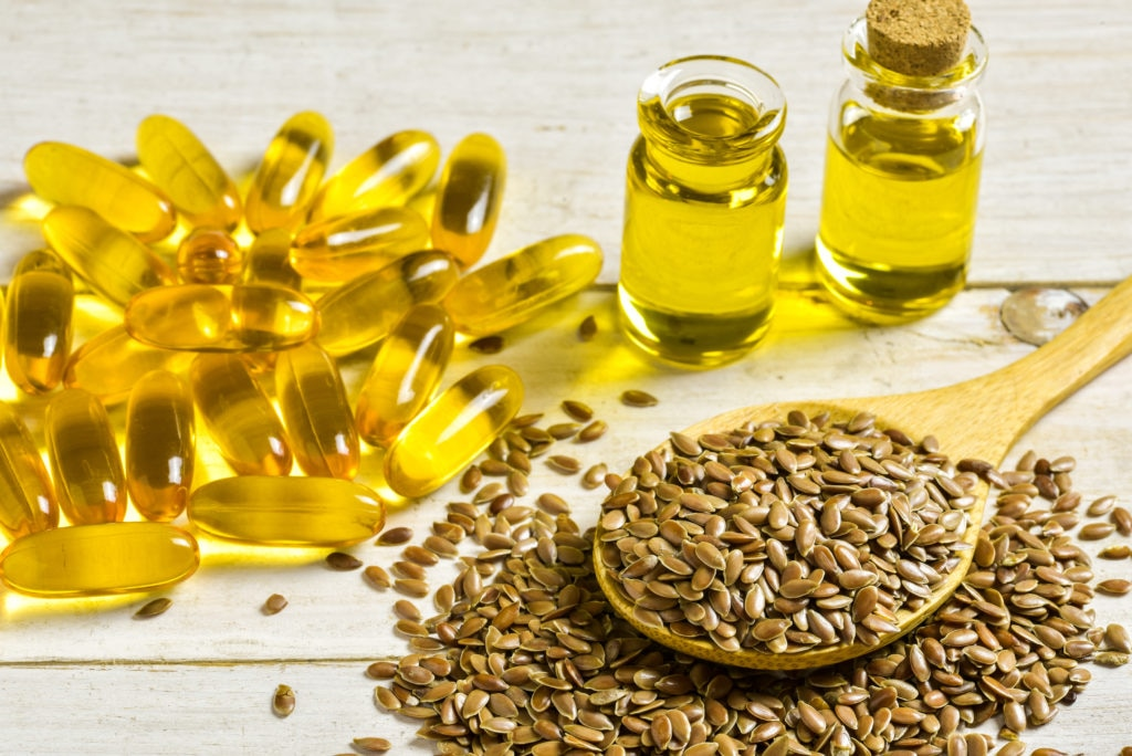 Vegan omega-3 food sources and supplements